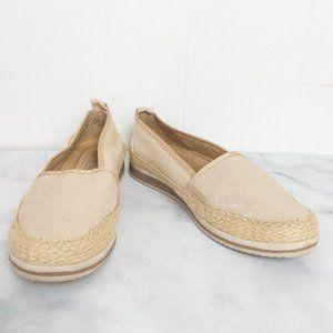 Naturalizer Davenport Closed Toe Espadrille Shoes